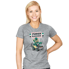 Pow-Pow-Power - Womens - T-Shirts - RIPT Apparel