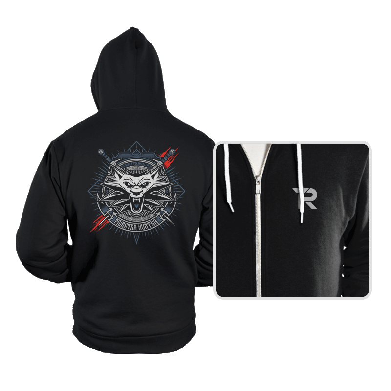 White Wolf - Hoodies - Hoodies - RIPT Apparel