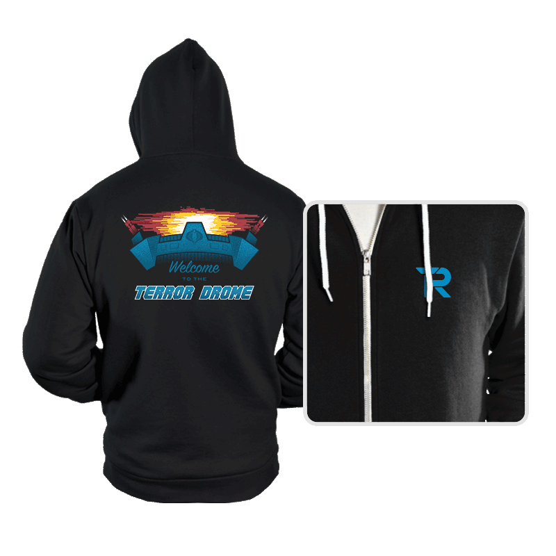 Welcome to the Terror Drome - Hoodies - Hoodies - RIPT Apparel