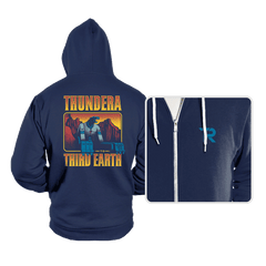 Thundera to Third Earth - Hoodies - Hoodies - RIPT Apparel
