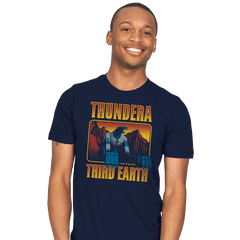 Thundera to Third Earth - Mens - T-Shirts - RIPT Apparel