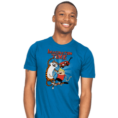 Imagination Time - Mens - T-Shirts - RIPT Apparel