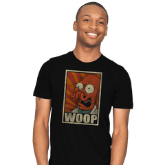 Woop! - Mens - T-Shirts - RIPT Apparel