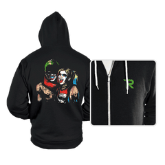 Dangerous Love - Hoodies - Hoodies - RIPT Apparel