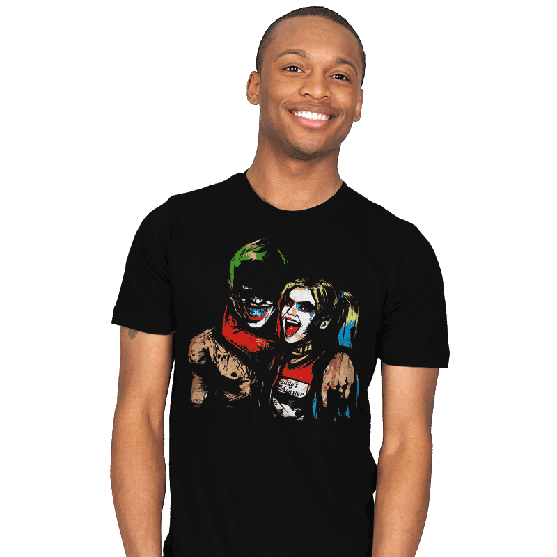 Dangerous Love - Mens - T-Shirts - RIPT Apparel