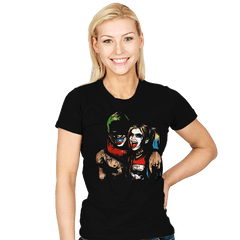 Dangerous Love - Womens - T-Shirts - RIPT Apparel