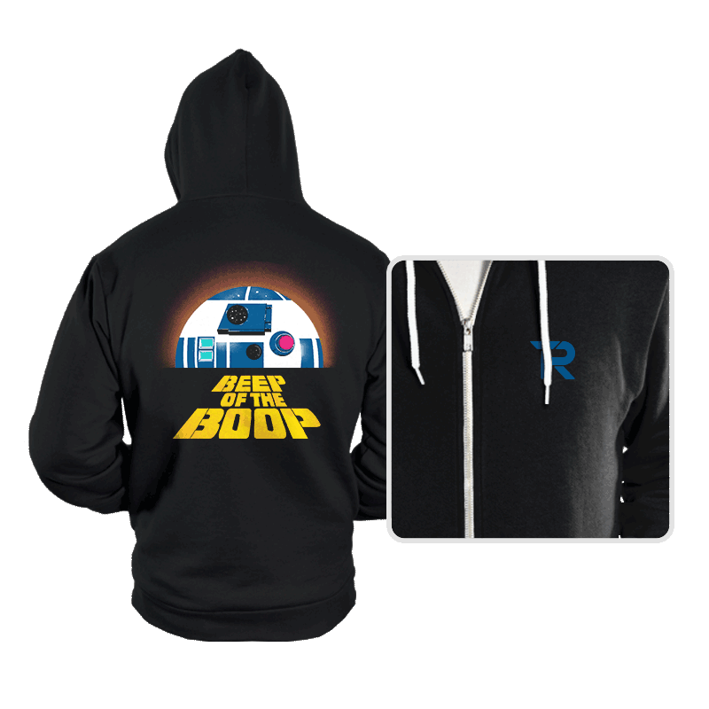 Beep of the Boop - Hoodies - Hoodies - RIPT Apparel