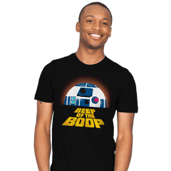 Beep of the Boop - Mens - T-Shirts - RIPT Apparel