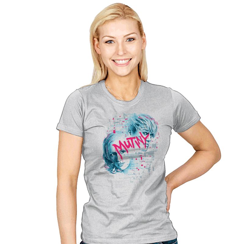 Mutiny - Womens - T-Shirts - RIPT Apparel