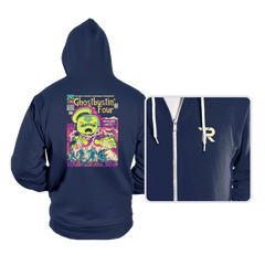 Ghostbustin Four #49 - Hoodies - Hoodies - RIPT Apparel
