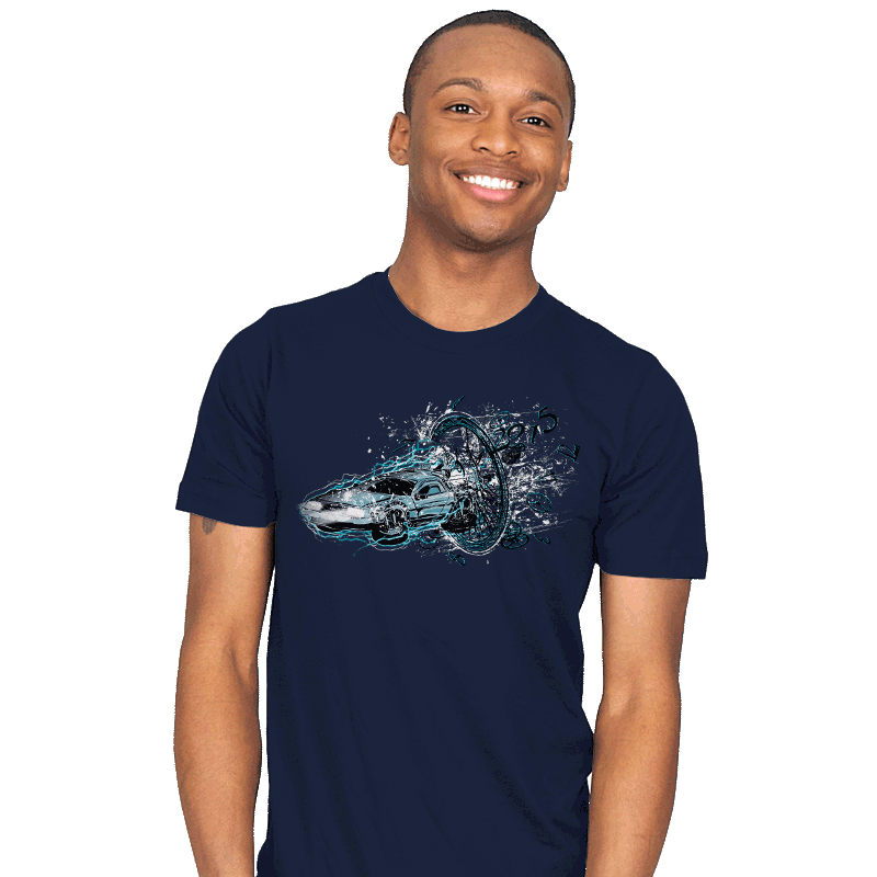 Break to the Future - Mens - T-Shirts - RIPT Apparel