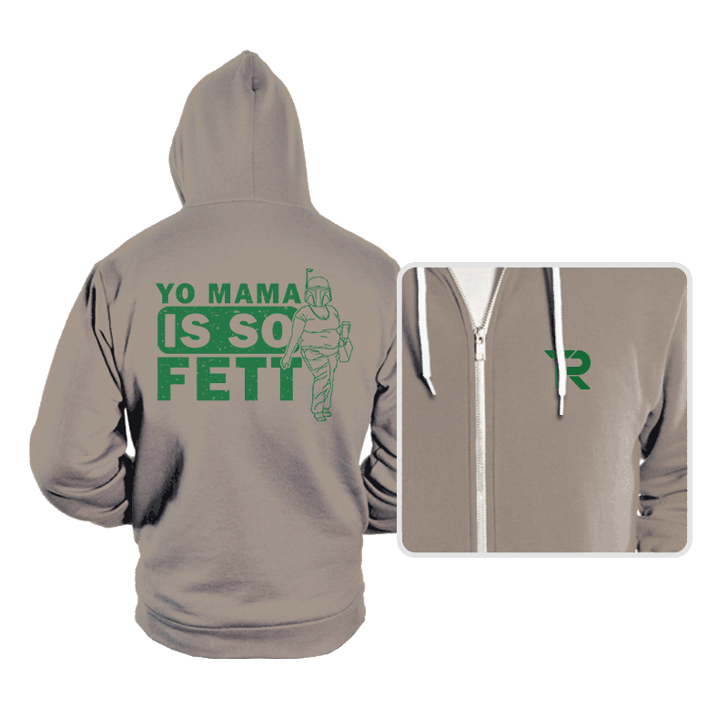 So Fett - Hoodies - Hoodies - RIPT Apparel