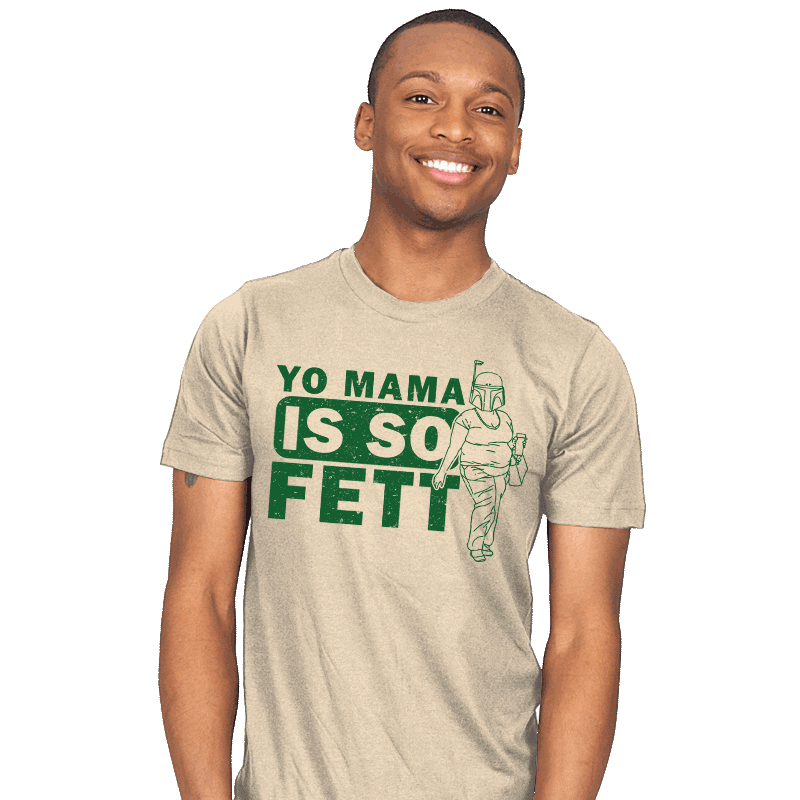 So Fett - Mens - T-Shirts - RIPT Apparel
