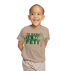 So Fett - Youth - T-Shirts - RIPT Apparel