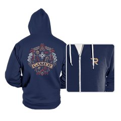Gamer Crest - Hoodies - Hoodies - RIPT Apparel