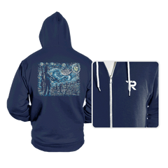 Starry Wars - Hoodies - Hoodies - RIPT Apparel