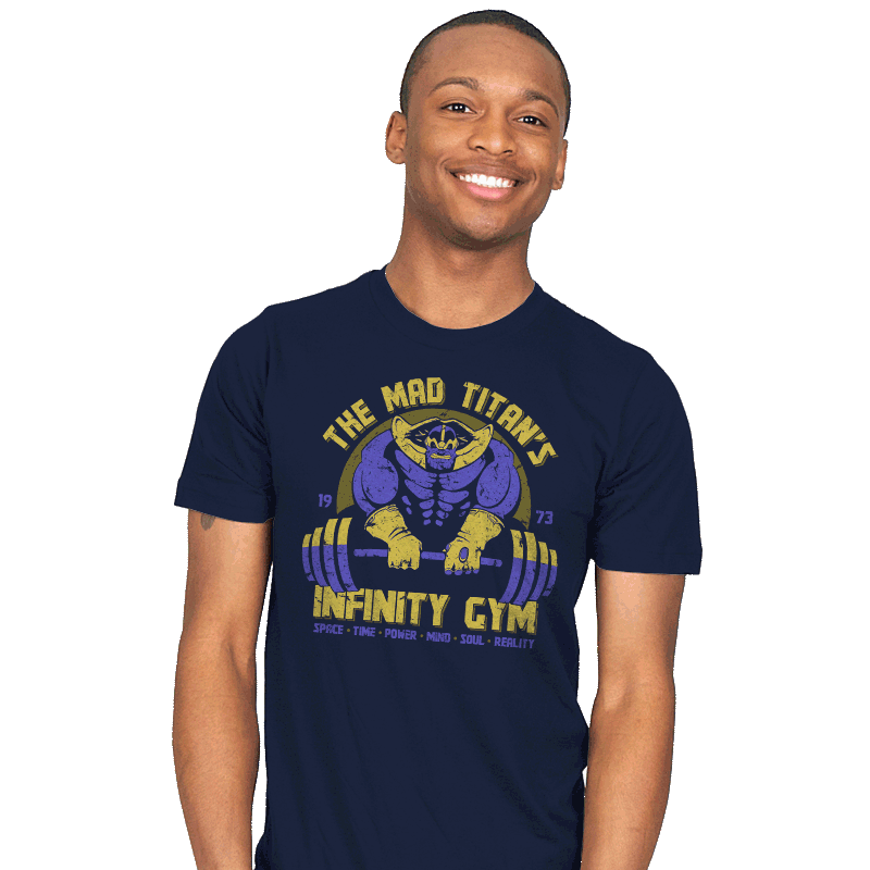 Infinity Gym - Mens - T-Shirts - RIPT Apparel