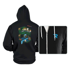 Through the Dungeon - Hoodies - Hoodies - RIPT Apparel