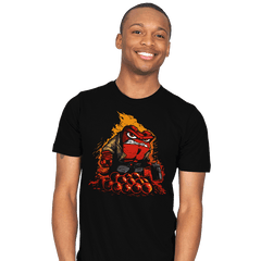 Angryboy - Mens - T-Shirts - RIPT Apparel