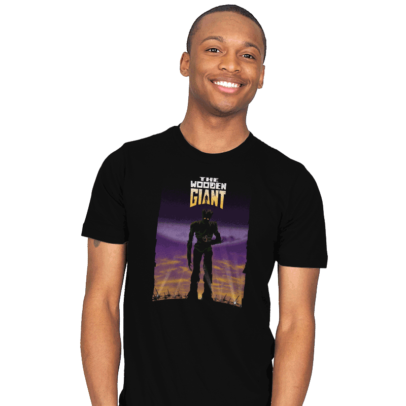 The Wooden Giant - Mens - T-Shirts - RIPT Apparel