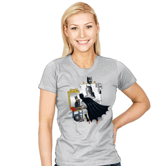 The Triple Knight - Womens - T-Shirts - RIPT Apparel
