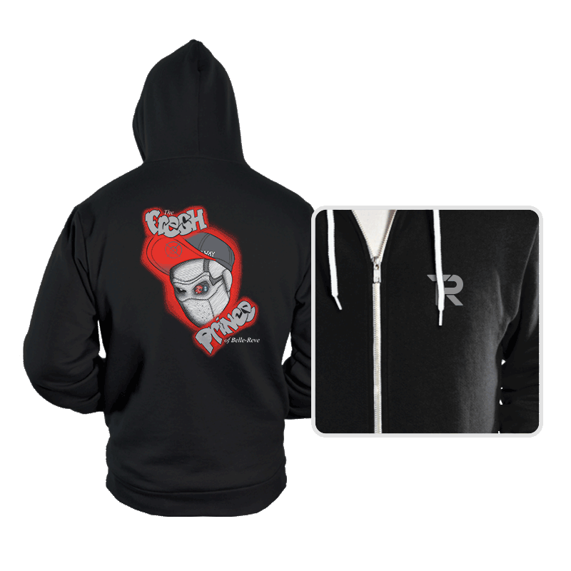 The Fresh Prince of Belle Rev - Hoodies - Hoodies - RIPT Apparel