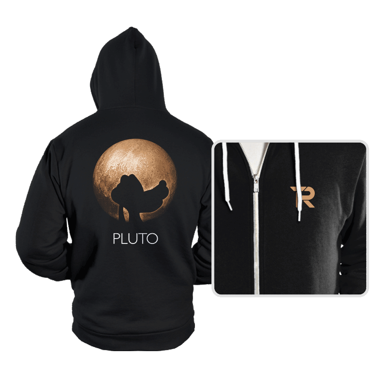 Dwarf Planet - Hoodies - Hoodies - RIPT Apparel