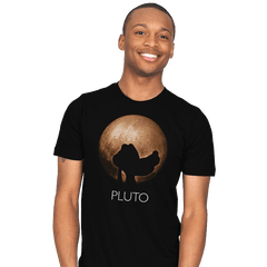 Dwarf Planet - Mens - T-Shirts - RIPT Apparel