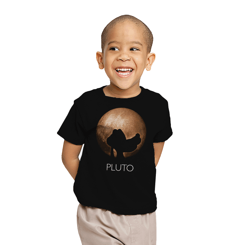 Dwarf Planet - Youth - T-Shirts - RIPT Apparel