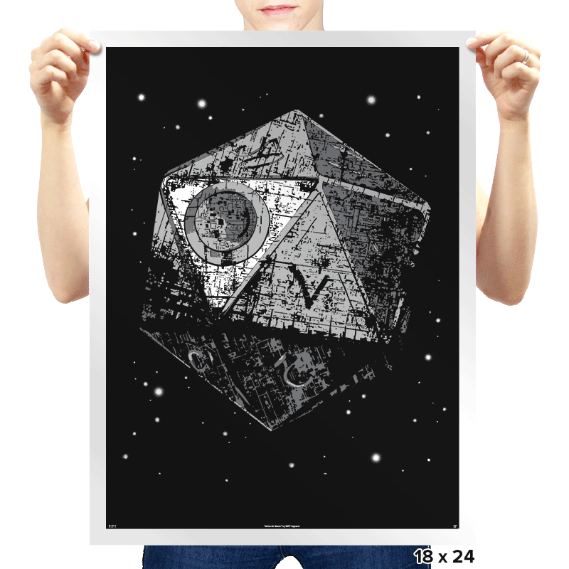 Death-20 - Prints - Posters - RIPT Apparel