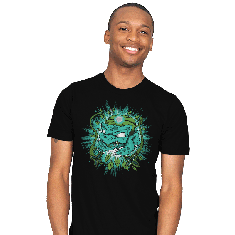 Bulb Attack - Mens - T-Shirts - RIPT Apparel