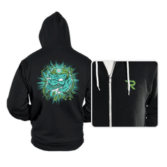 Bulb Attack - Hoodies - Hoodies - RIPT Apparel