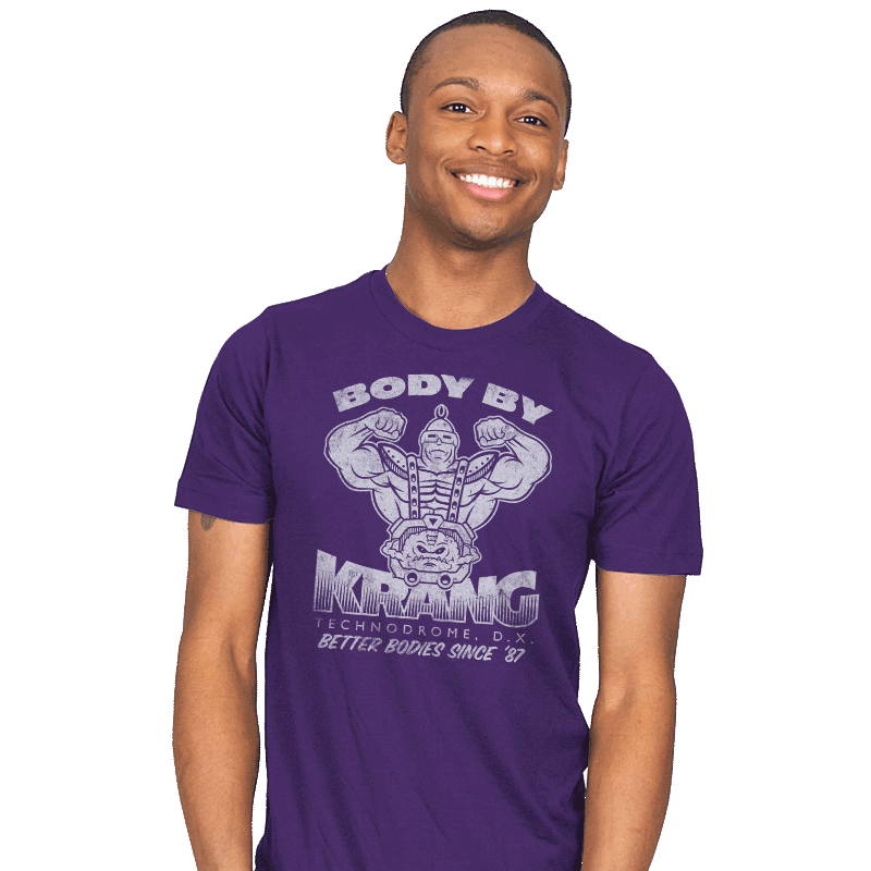 Body By Brain - Mens - T-Shirts - RIPT Apparel