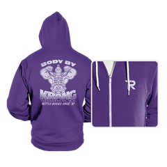 Body By Brain - Hoodies - Hoodies - RIPT Apparel