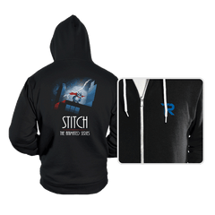 Stitch - The Animated Series - Hoodies - Hoodies - RIPT Apparel