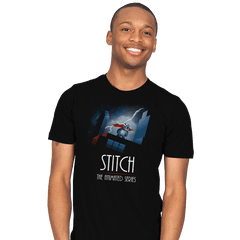 Stitch - The Animated Series - Mens - T-Shirts - RIPT Apparel
