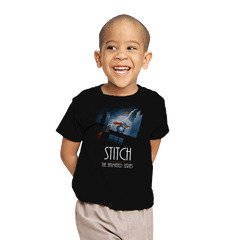 Stitch - The Animated Series - Youth - T-Shirts - RIPT Apparel