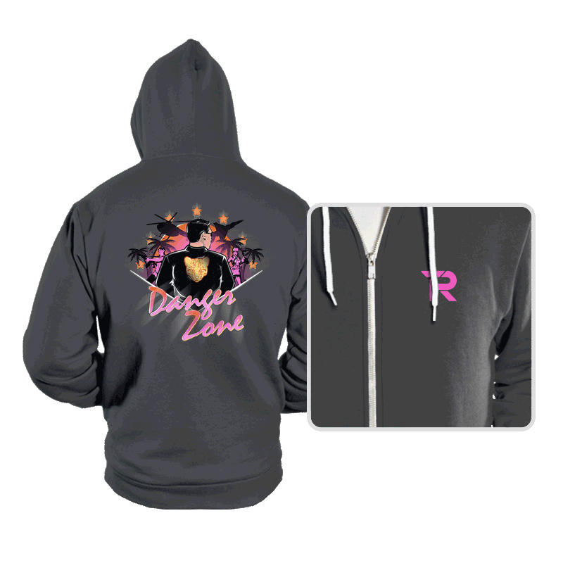 Drive to the Danger Zone - Hoodies - Hoodies - RIPT Apparel