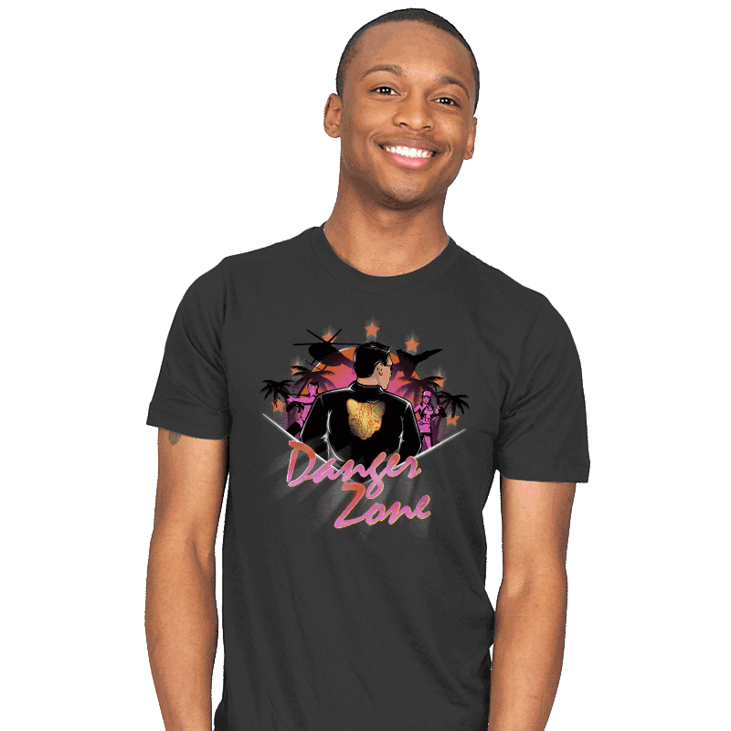 Drive to the Danger Zone - Mens - T-Shirts - RIPT Apparel