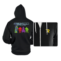 Select Your Evil Force - Hoodies - Hoodies - RIPT Apparel