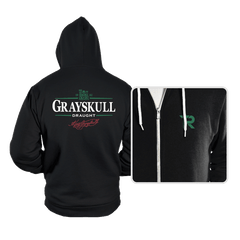 Gray Draught - Hoodies - Hoodies - RIPT Apparel