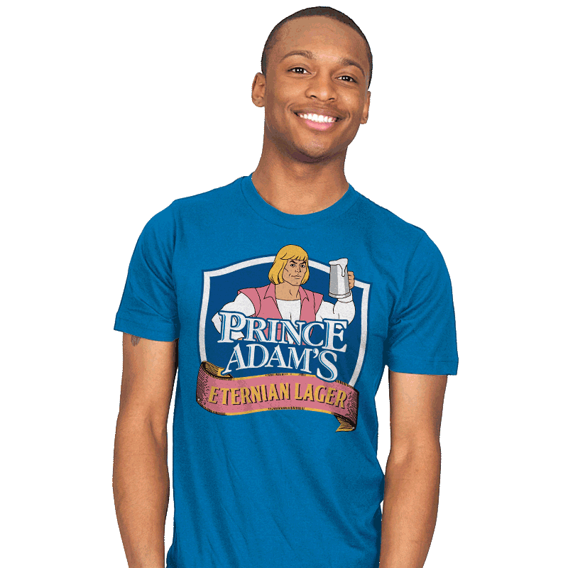 Prince Adam's - Mens - T-Shirts - RIPT Apparel