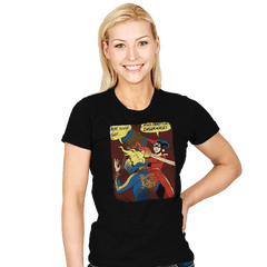 Not My Harley - Womens - T-Shirts - RIPT Apparel