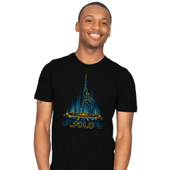 TRON-SOLO - Mens - T-Shirts - RIPT Apparel