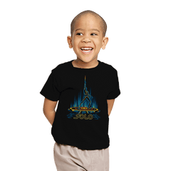 TRON-SOLO - Youth - T-Shirts - RIPT Apparel