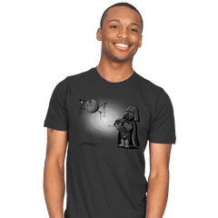 Drone Star - Mens - T-Shirts - RIPT Apparel