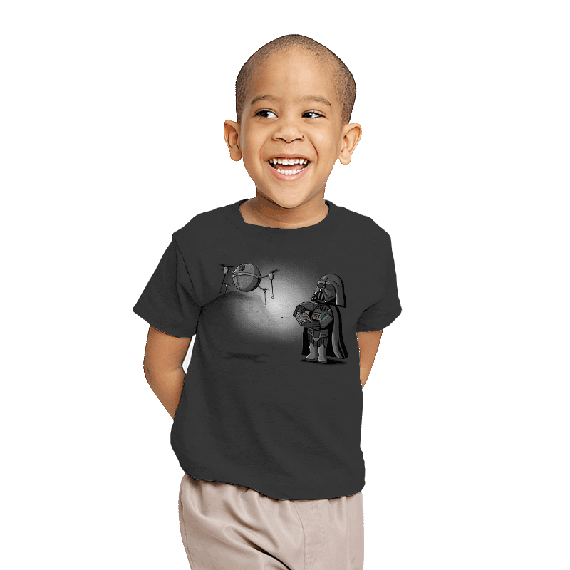 Drone Star - Youth - T-Shirts - RIPT Apparel