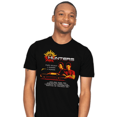 Hunters the Video Game - Mens - T-Shirts - RIPT Apparel