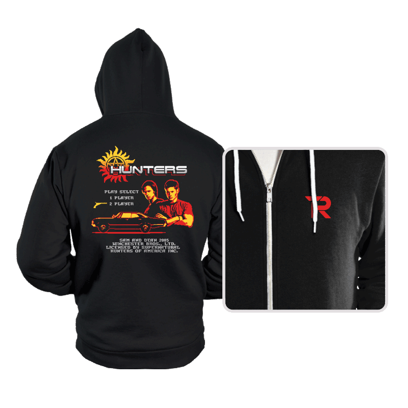 Hunters the Video Game - Hoodies - Hoodies - RIPT Apparel