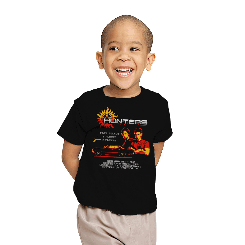 Hunters the Video Game - Youth - T-Shirts - RIPT Apparel